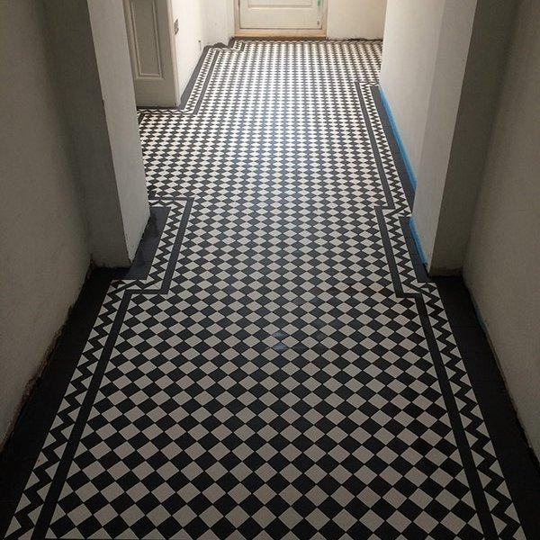 Victorian Hallway Richmond