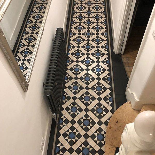 Victorian Hallway Tiles Catford