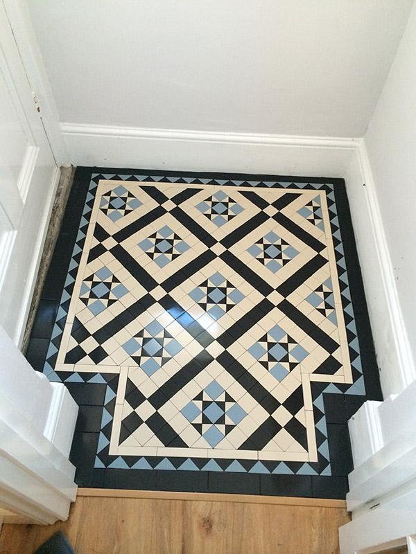 Victorian Tiles Hallway Victorian Mosaic Tiles Tailing