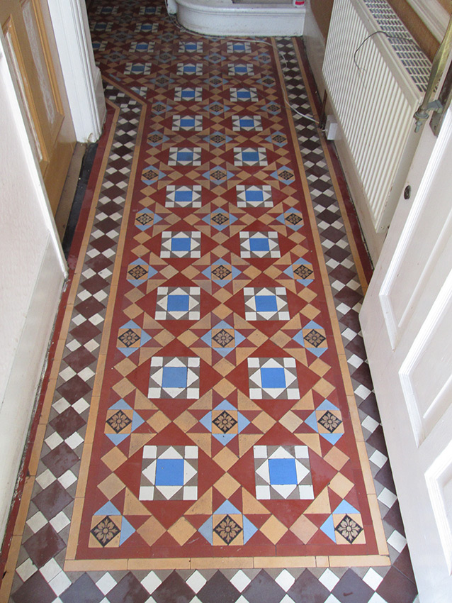 Perfect Victorian Floor Tiles Restoration Pictures Best Home