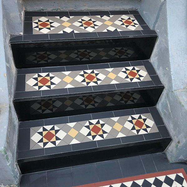 Victorian Steps Tiles
